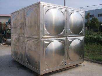 立方304不锈钢消防水箱